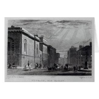 Newgateの刑務所および古いベイリー カード