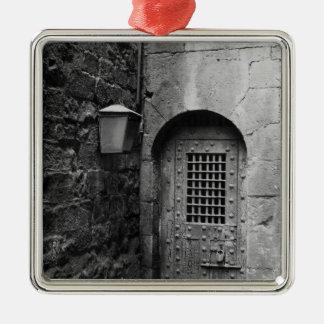 Newgateの刑務所へのドア メタルオーナメント