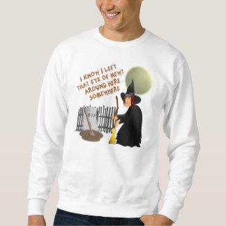 Newtのワイシャツの魔法使いそして目 スウェットシャツ