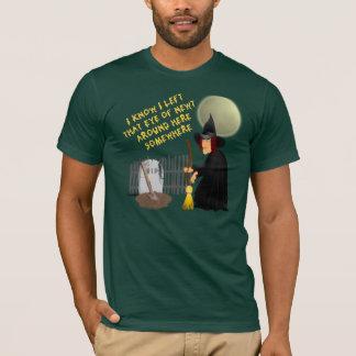 Newtのワイシャツの魔法使いそして目 Tシャツ