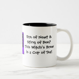 Newtの目及び蜂の刺し傷か。 魔法使いの醸造物… ツートーンマグカップ