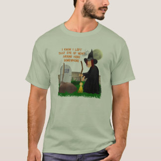 NewtのTシャツのハロウィンの目 Tシャツ