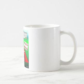 Newtはホワイトハウスを占めます コーヒーマグカップ