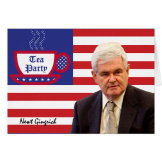 Newt及び赤く、白いお茶会-及び青 カード