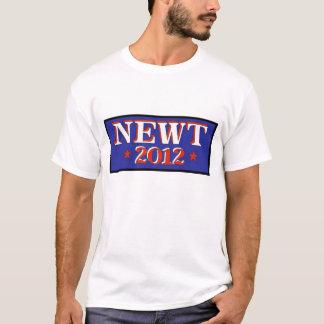 Newt 2012の青 tシャツ