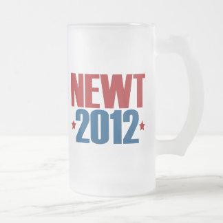 NEWT 2012年 フロストグラスビールジョッキ