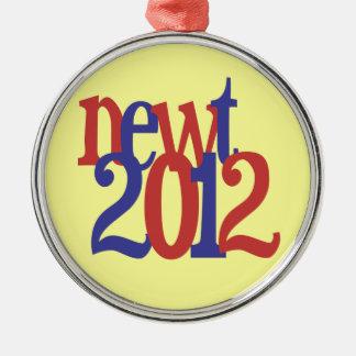 newt 2012年 メタルオーナメント