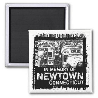 Newtownの記憶バス磁石 マグネット