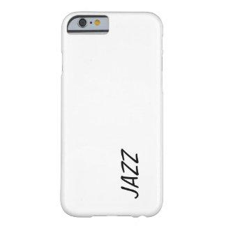 NextJazz.com著ジャズiPhone6ケース(フリースタイル) Barely There iPhone 6 ケース