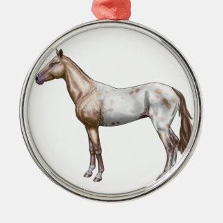 Nez Perceの馬 メタルオーナメント