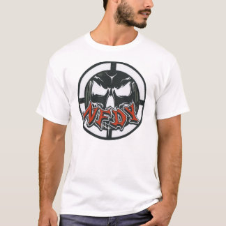 NFDYターゲットロゴ-メンズTシャツ Tシャツ