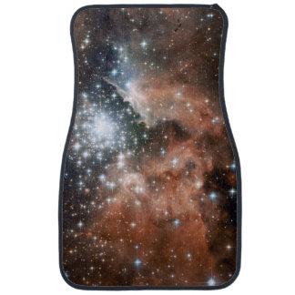 NGC3603星雲の前部カーマット カーマット
