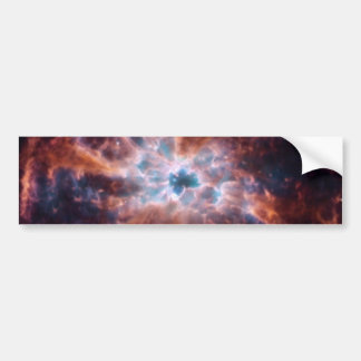 NGC 2440の最後の万歳星NASA バンパーステッカー