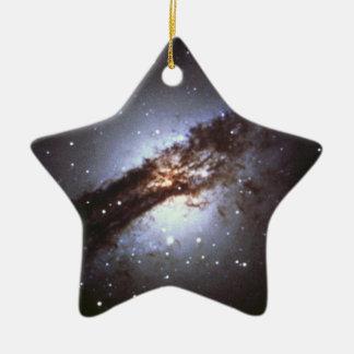 NGC 5128 Centaurus銀河系NASA セラミックオーナメント