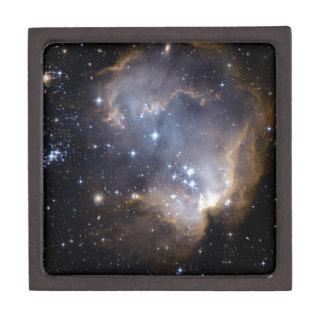NGC 602の明るい星NASA ギフトボックス
