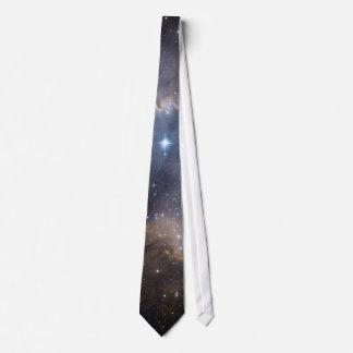 NGC 602の明るい星NASA ネクタイ