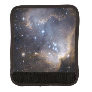 NGC 602の明るい星NASA ラゲッジ ハンドルラップ