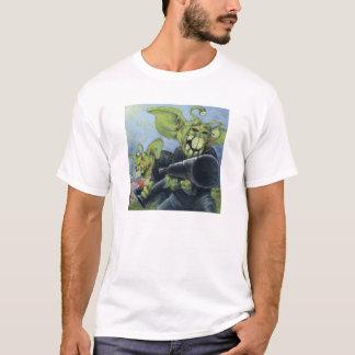 Nguyen著ジュピターの1日 Tシャツ