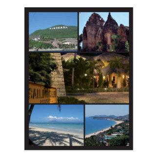 Nha Trang - Vietnam ポストカード