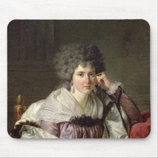 Nicaise Perrin、旧姓キャサリンDeleuze夫人 マウスパッド