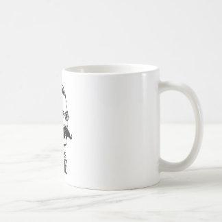 Nietzs-Che コーヒーマグカップ