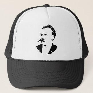 Nietzscheは直面します キャップ