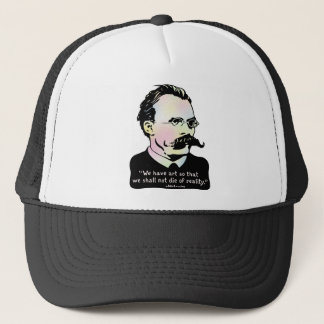 Nietzsche -芸術V.の現実 キャップ