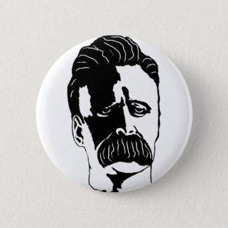 Nietzsche 5.7cm 丸型バッジ