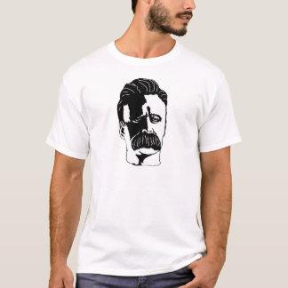 Nietzsche Tシャツ