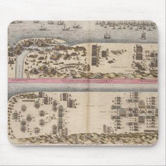 Nieuwpoort 1600年の戦い マウスパッド