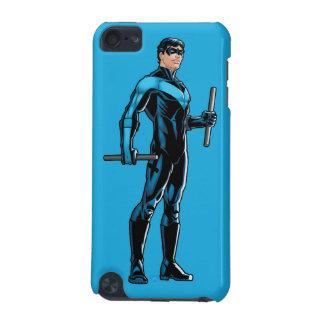 Nightwingは右に見ます iPod Touch 5G ケース