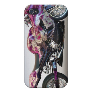nijiaのバイク iPhone 4/4Sケース
