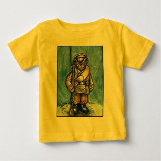 Nika兵士 ベビーTシャツ