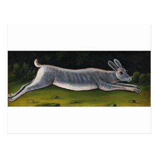 Niko Pirosmani著ウサギ ポストカード