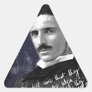 Nikola 三角形シール