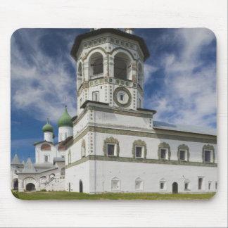 Nikola-Vyazhischiの女子修道院 マウスパッド