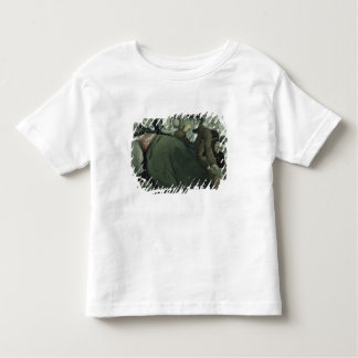 Nikolai Gogol著鼻のためのイラストレーション トドラーTシャツ