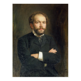 Nikolai Karlovich Medtner 1906年のポートレート ポストカード