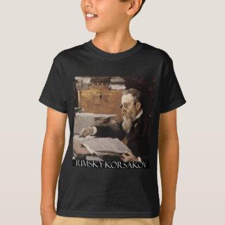 Nikolai Rimsky-Korsakov項目 Tシャツ