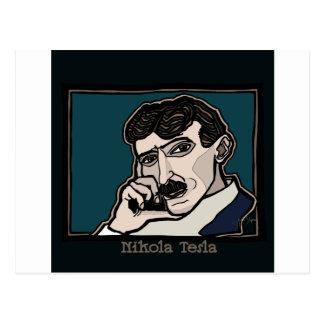 NikolaTesla ポストカード