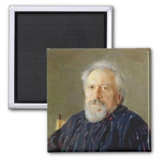 Nikolay Leskovのポートレート マグネット