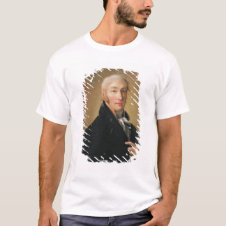 Nikolay Mikhaylovich Karamzin 1805年のポートレート Tシャツ
