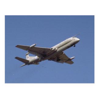 NimrodのイギリスのReconnaisanceの飛行機 ポストカード