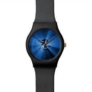 NINの漢字のブルースターの破烈のMay28thの腕時計 腕時計