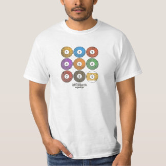 nine ball tシャツ