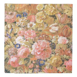 Nineteenth Century French Floral 掛け布団カバー