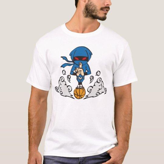 Ninja×Basketball Tシャツ
