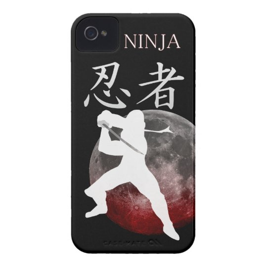 Ninja iPhone4 case Case-Mate iPhone 4 ケース