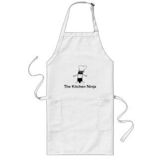 ninja_long_apron ロングエプロン