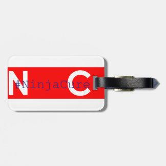 #NinjaCure Luggage Tag0.2 ラゲッジタグ